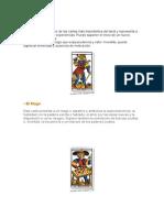 Arcanos Mayores Del Tarot de Marsella
