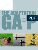 The Adaptation Gap Report 2014