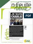 La Feuille Verte - Janvier 2015