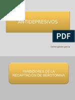 Antidepresivos Psiquiatria Curso de Posgrado Universidad