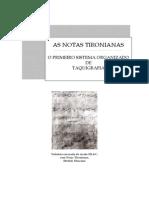 Notas Tironianas