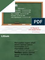 Litium