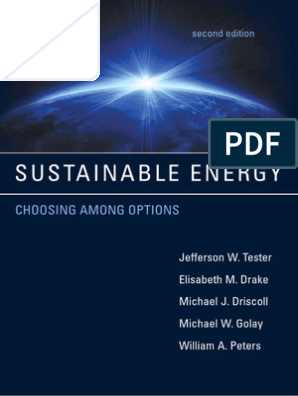 SUSTAINABLE ENERGY - CHOOSING AMONG OPTIONS | Nuclear Power