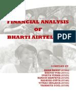 Bharti Airtel Report