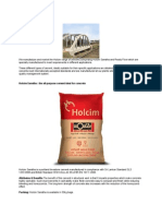 Holcim cements.docx