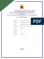 Informe I Lab. Circuitos