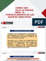Formacion de Directivo