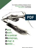 Os 20 poemas da Leonor Oliveira