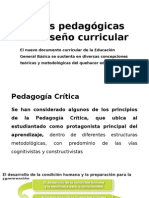 Bases Pedagógicas(Buen Vivir)