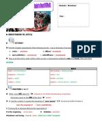 Test Reading Comprehension Pirate Radio