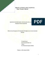 TFM-impresión