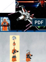 Lego mini X-Wing