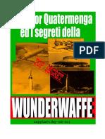 dr quatermenga e segreti della wunderwaffe