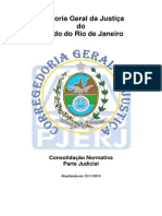 Consolidaçao Normativa  Judicial Atualizada 13-11-2014 RJ