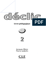 French Declic 2 trascritions