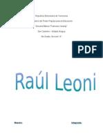 Raul Leoni