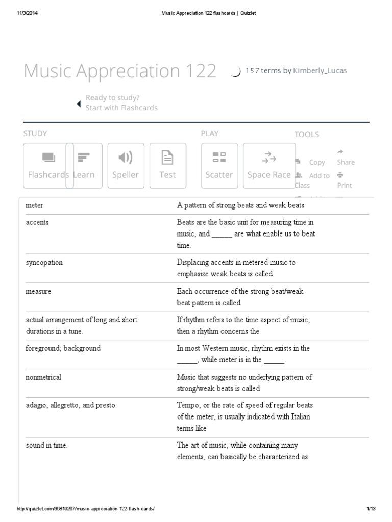 Ar art color quizlet - Music Appreciation 122 Flashcards _ Quizlet Baroque Music Pop Culture