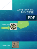 geometry in the real world 2