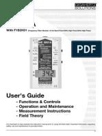 Manual ME3851A