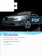 Ford strategic analysis