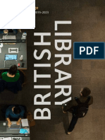 Living Knowledge the British Library 2015-2023
