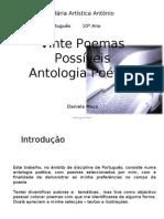 DANIELA- Antologia Poética