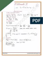 Elektronik II - Sakarya Üniversitesi - Ders Notları