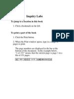 Inquiry Labs