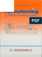 Thermoforming - A Plastics Processing Guide