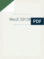 MecE 331 DP 2
