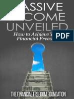Passive Income Unveiled