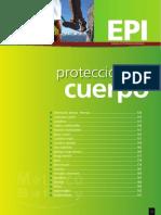 seguridad industrial EPI 2014 (Cuerpo)
