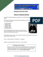 Shotokan Karate Kata - kihon kata or Taikyoku Shodan