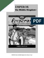Emperor Manual
