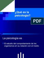 Psicologia concepto