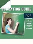 Education Guide, fall 2014
