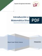 IMD - Introducción a La Matemática Discreta