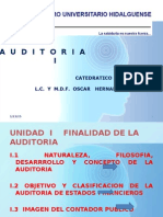 Programa de Auditoria i