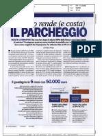 Quanto rende e costa il parcheggio (Economy, 04-11-2009)