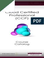 CCP Course Catalog
