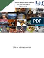 PIB Venezuela 1992-2011