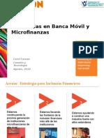 Congreso Microfinanzas Guatemala 2014 - Tendencia en Banca Movil