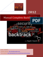Manual Backtrack 5 COMPLETO