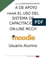 Manual de Usuario Capacitaciones MCCH