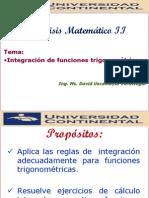 Integracion de Funciones Trigonometricas (1)