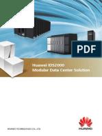 Huawei IDS2000 Modular Data Center Solution Brochure 04-(20140329)