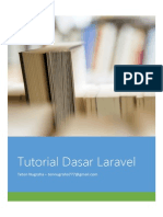 Tutorial Dasar Laravel