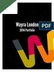 Wayra London 2014 Portfolio