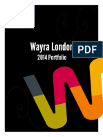 Wayra London 2014 Portfolio