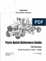 Champion 700 Series Parts Quick Reference Guide